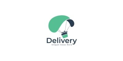 Deliver Service Logo Design
