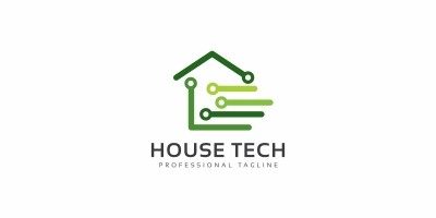 House Tech Logo