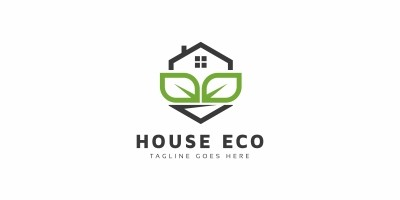 House Eco Logo