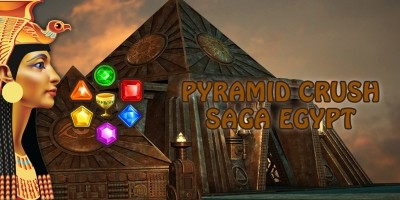 Pyramid Crush Saga Egypt - Android Game