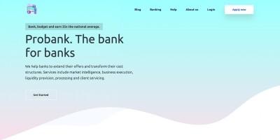 Probank - Advanced Online Banking Platform