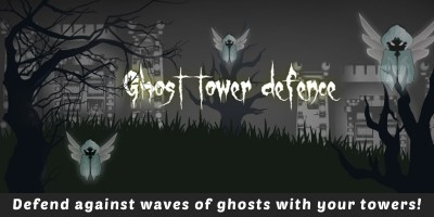 Ghost Tower Defence - Unity Tower Defence Project
