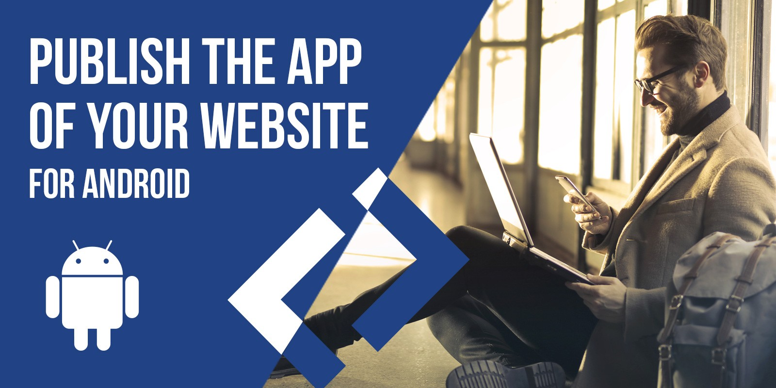 Modern Web To App Android App Template