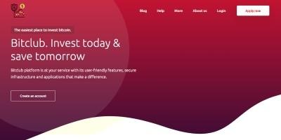 Bitclub - Advanced Bitcoin Investment Platform