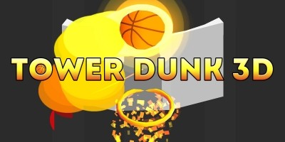 Tower Dunk 3D -  Casual Game Unity