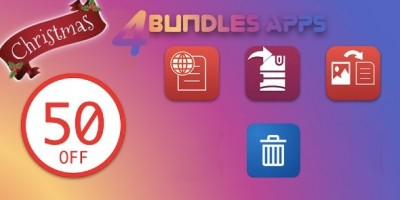 4 Apps Bundle Android