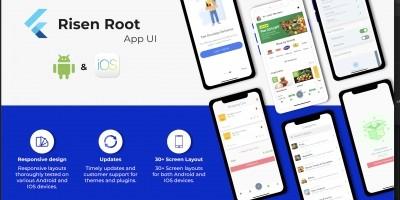 Ecommerce App UI Screens Flutter