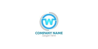 Letter W Logo Design 37