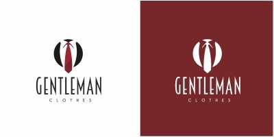 Gentleman Clothes Logo