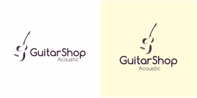 Guitar Shop Logo