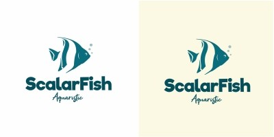 Scalar Fish Logo
