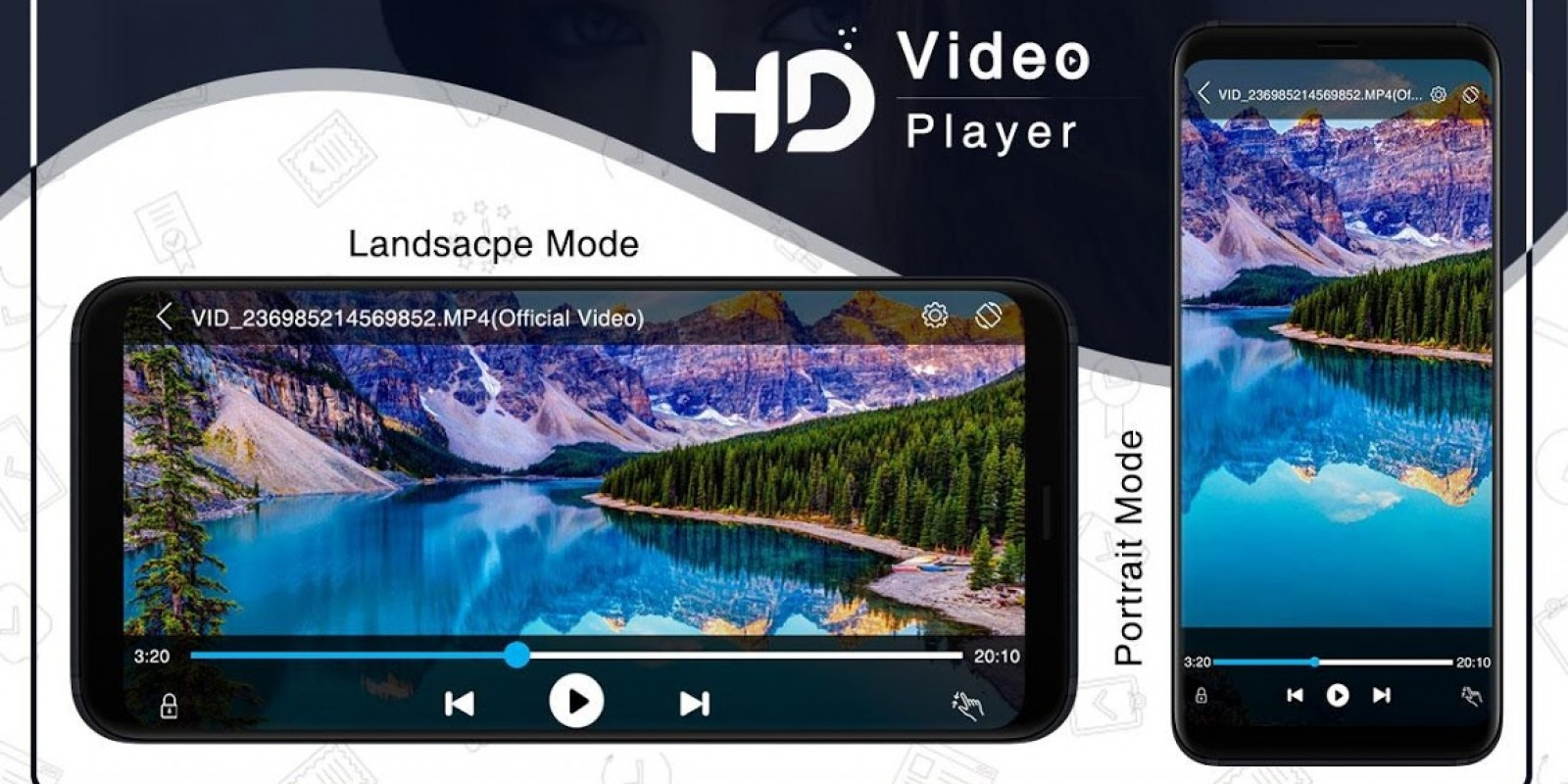 HD Video Player - Android App Source Code