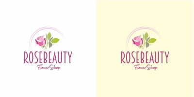 Rose Beauty Logo