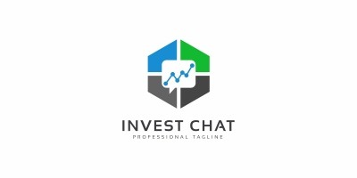 Invest Chat Logo