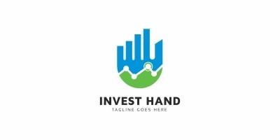 Invest Hand Logo