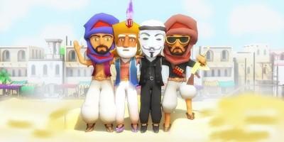 Desert Prince Runner - Unity Game Source Code
