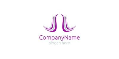 Beauty salon Vector logo Design