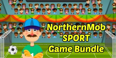 Sport Game Bundle - 7 Unity Games