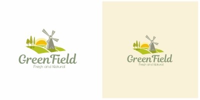 Green Field Logo