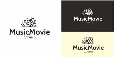 Music Movie Logo