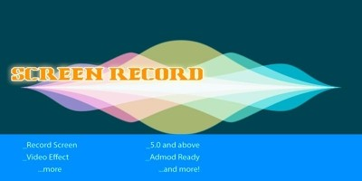AMI Screen Recorder - Android App Source Code