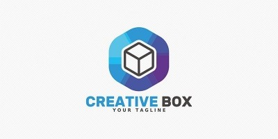 Creative Box - Logo Template