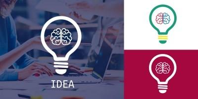 Idea -  Logo Template For Creative Age