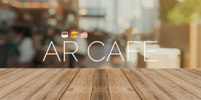 AR CAFE - Complete Unity Project