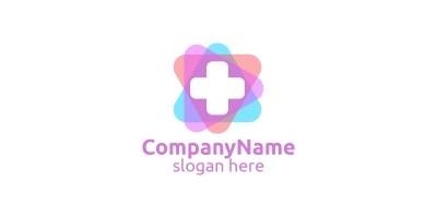Cross Medical Hospital Logo Design