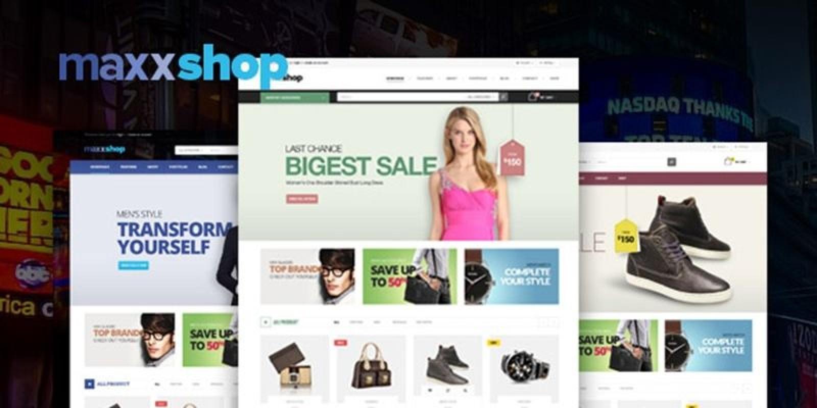 Maxx - Shopify Theme - Shopify Fashion Themes | Codester