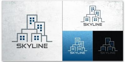 Sky Line - Logo Template