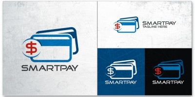 Smart Pay - Logo Template