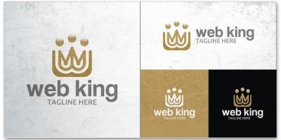Web King - Logo Template