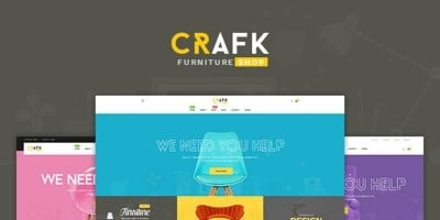 Crafts Shopify Theme