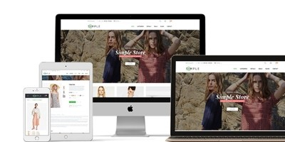 Simple Shopify Theme