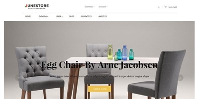 Junestore - Shopify Theme