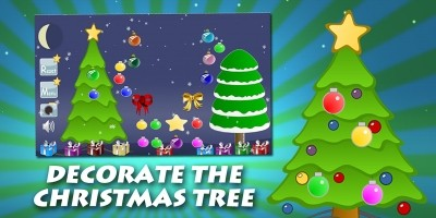 Decorate the Christmas Tree - Unity Source Code