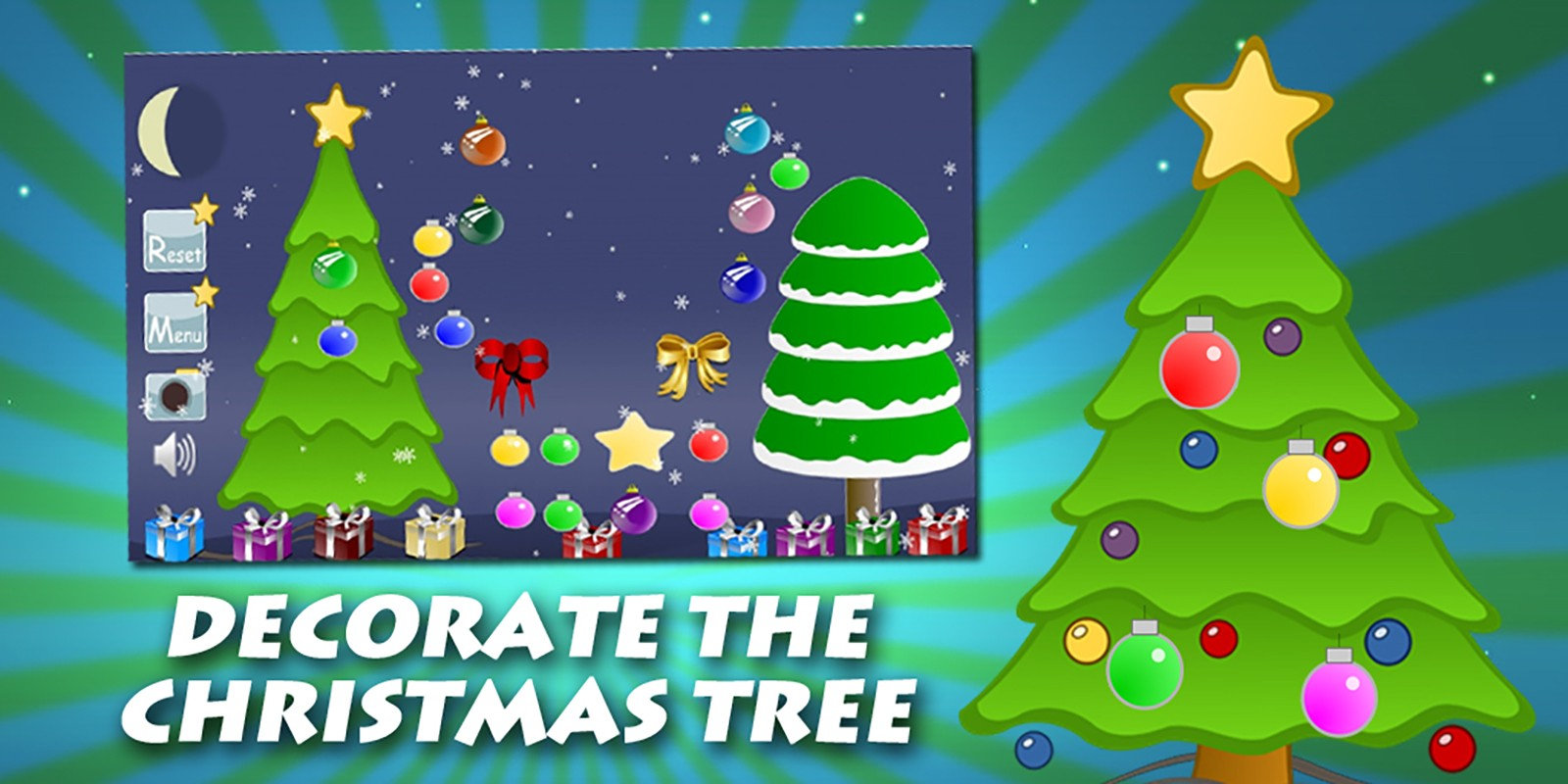 Decorate The Christmas Tree Unity Source Code Codester