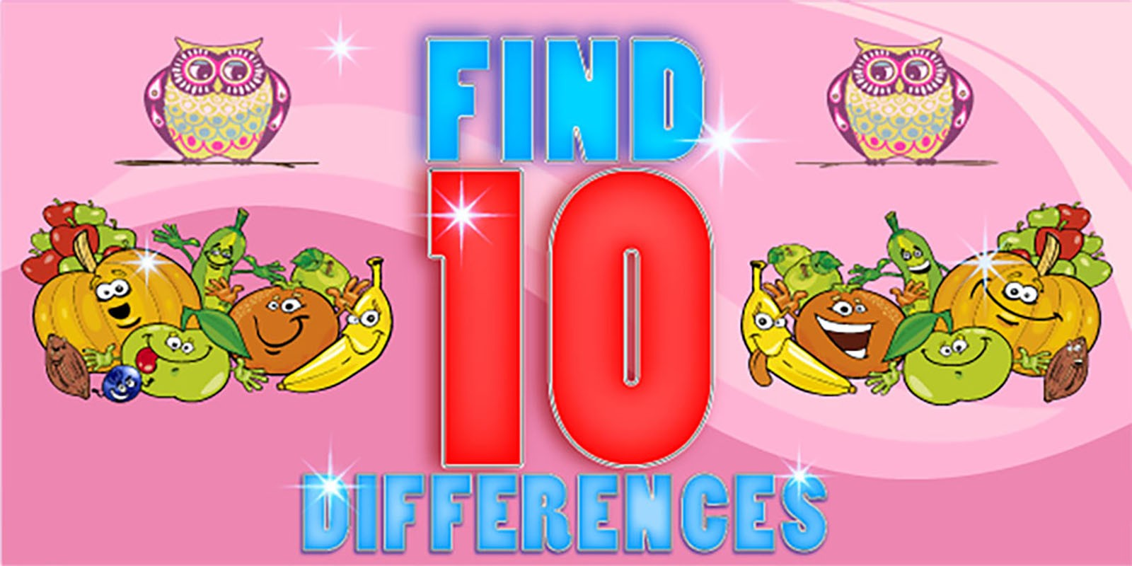 Find 10 Differences - Unity Game Source Code