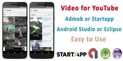 YouTube Video Player - Android Source Code