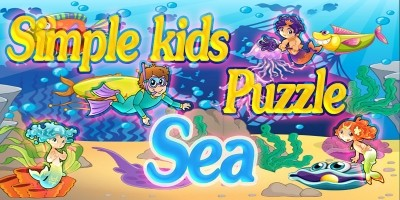 Simple Kids Puzzle Sea - Unity Source Code