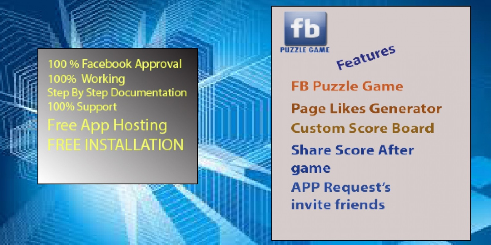 Facebook Puzzle App PHP Script PHP Games Scripts Codester