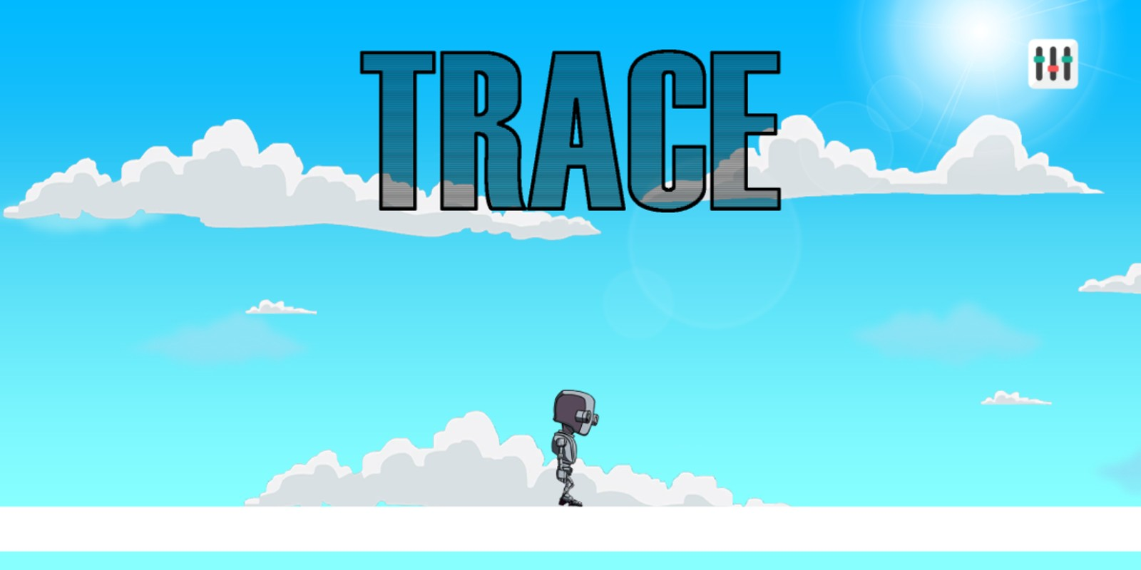 Trace 2D - Unity Platform Game Source Code