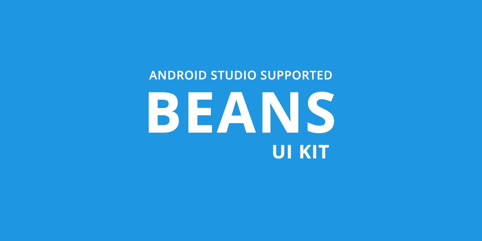 Beans - Android Studio UI KIT