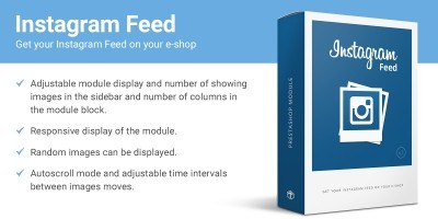 Instagram Feed - PrestaShop Module
