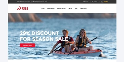 Ap Sailing Prestashop Theme