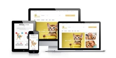 Ap Pet House PrestaShop Theme