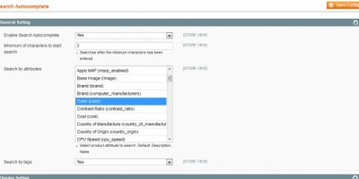Search Suggestions - Magento Extension