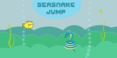 SeaSnake Jump - Unity Game Source Code