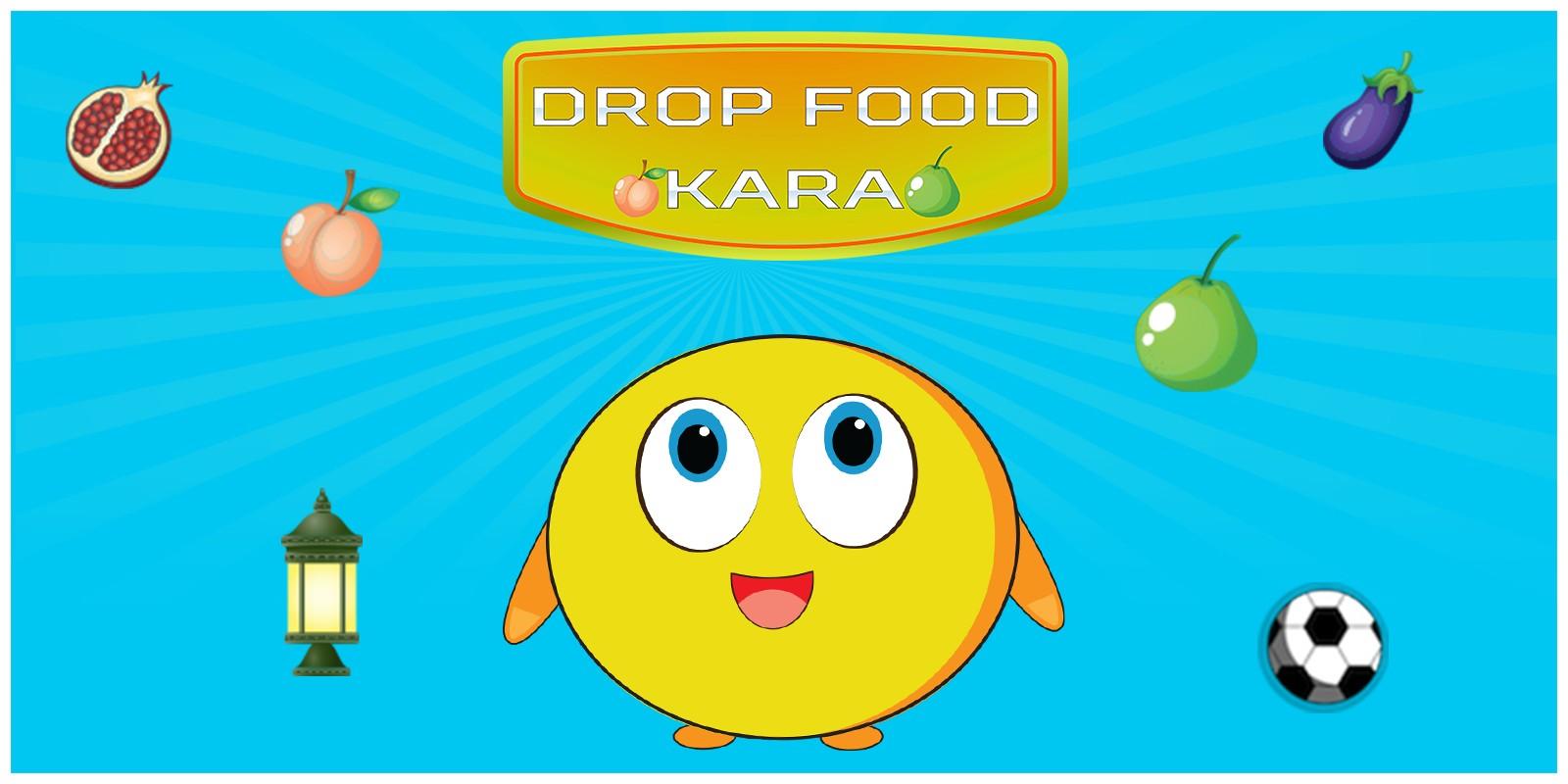 KARA Food Drop - Unity Game Source Code
